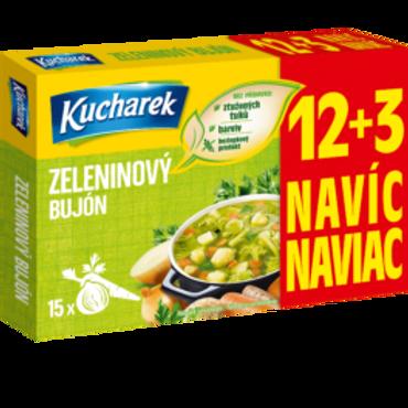 Kucharek zeleninový bujon 150g