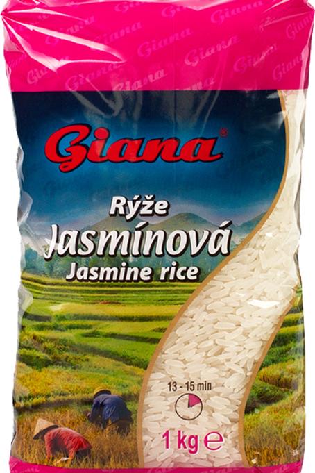 Rýže jasmínová 1kg GIANA