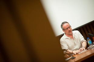 Juan Ignacio Cortés. Periodista y escritor