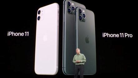 התחלת דור חדש של אייפונים