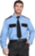 галстук охранника