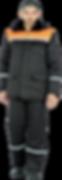 Куртка МЕТЕЛИЦА утеплённая