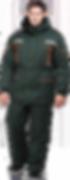 Куртка ЛАНДШАФТ утеплённая