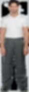 брюки турбо