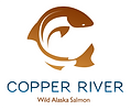 Copper River Logo - Wild Alaska Salmon (