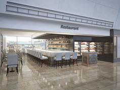 Airways Restaurant - JFK Airport Terminal 1