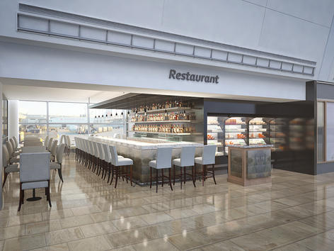 Airways Restaurant - JFK Airport Terminal 1