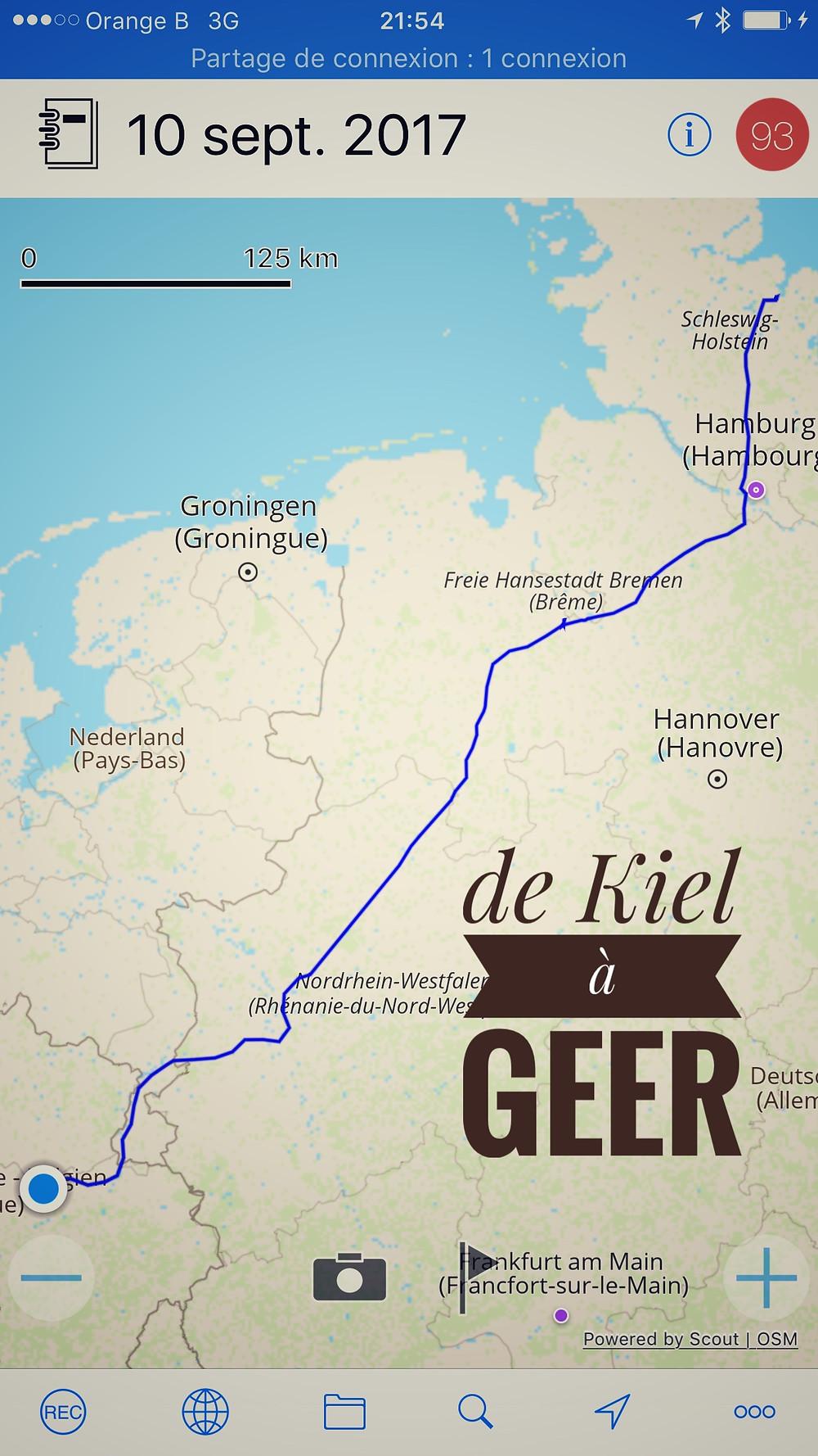 De Kiel à Geer