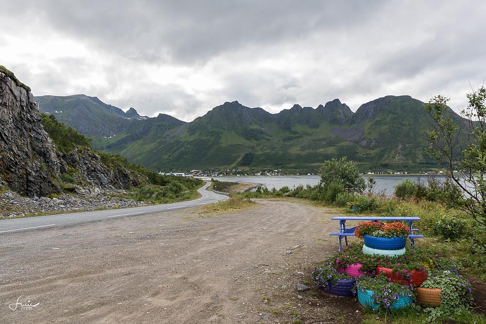 sur la route touristique de Senja (2)