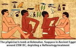 massagem a 5.000 anos