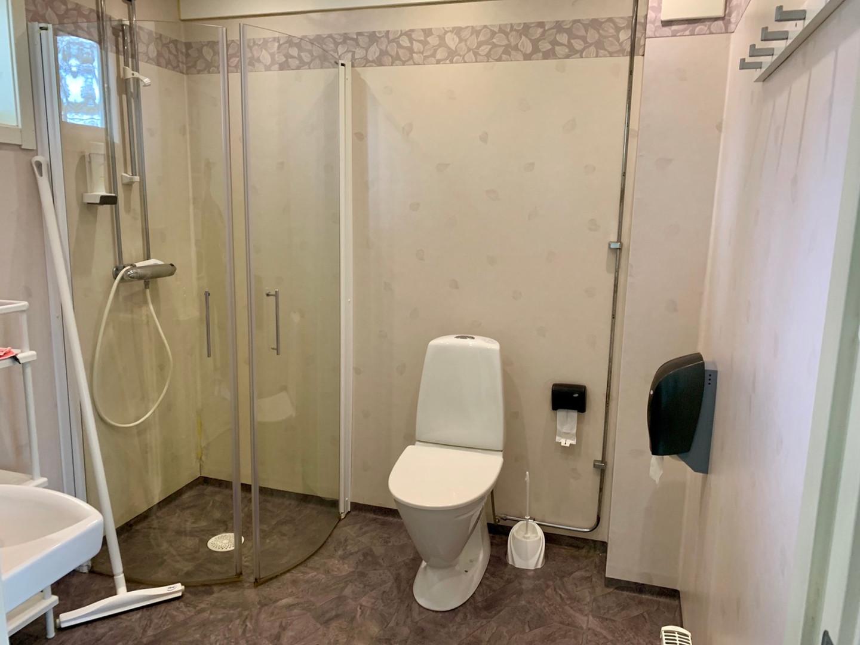 Schlagerhus badrum