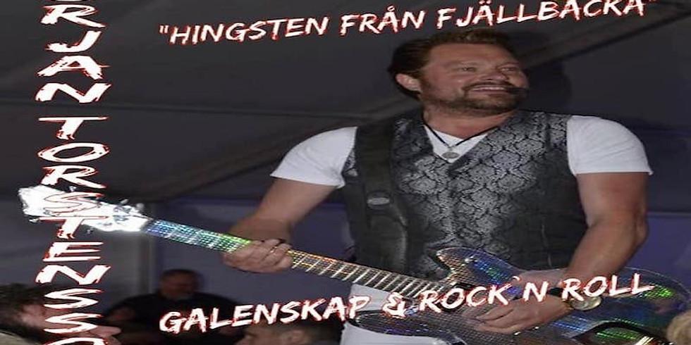 GALENSKAP & ROCK`N ROLL MED ÖRJAN TORSTENSSON