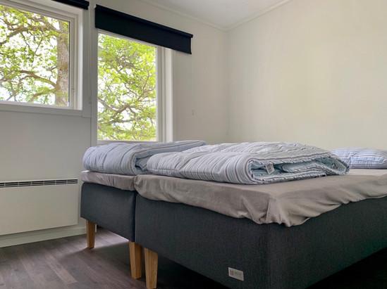 Schlagerstuga sovrum