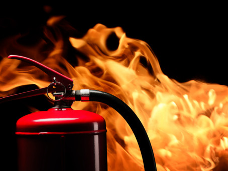 A importância do projeto de prevenção e combate a incêndio.