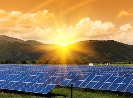 Temperatura ideal da placas solares