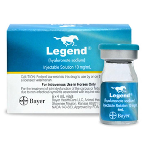 Legend (hyaluronate sodium)
