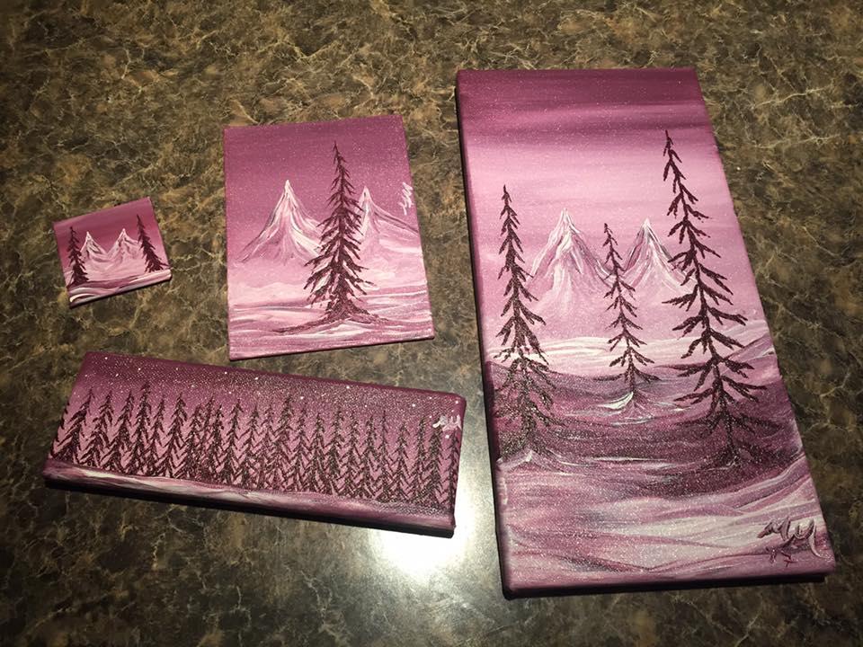 Wine Pines