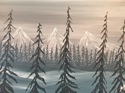 Landscape Tree Line