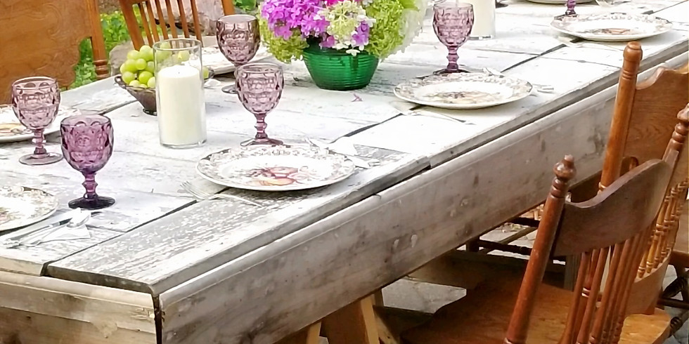 Chrysalis Table