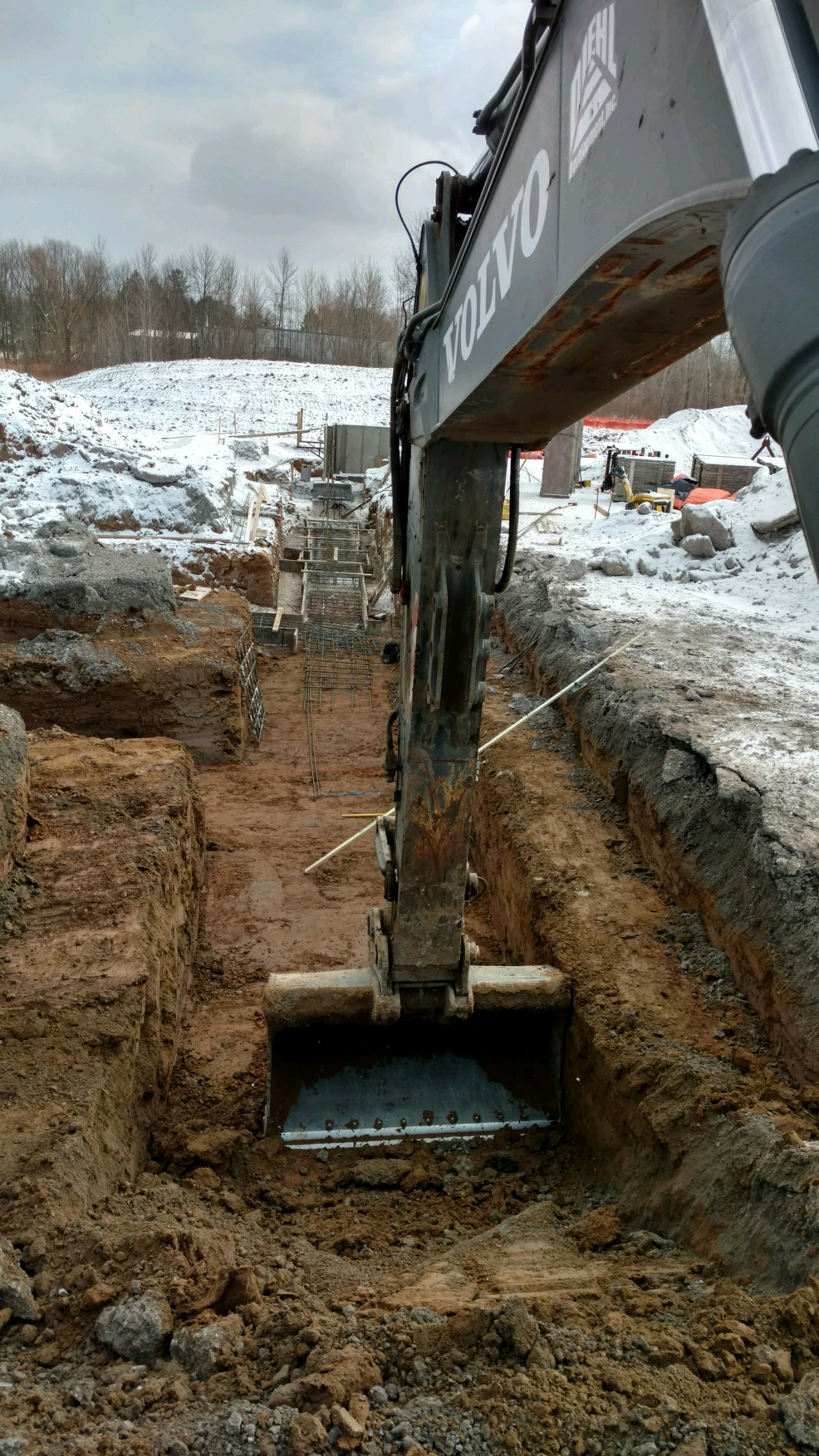 Diehl Development Inc Rochester Construction Excavating And Grading