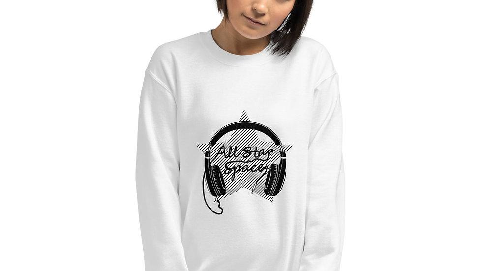 Allstarspace Unisex Sweatshirt