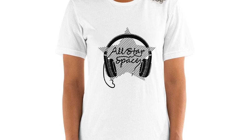 Allstarspace Short-Sleeve Unisex T-Shirt