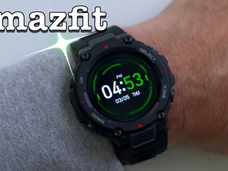 Amazfit T Rex Unboxing & Set-Up Walkthrough (NOT as expected!!)