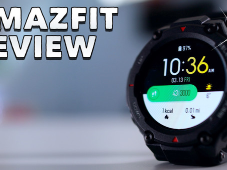 Amazfit T Rex FINAL REVIEW - What nobody tells you!