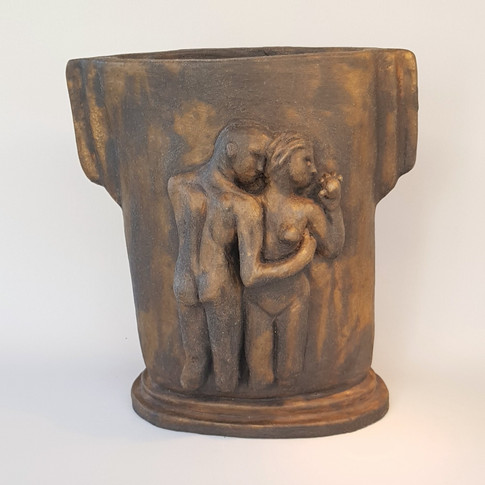 Adam and Eve and The Model (Side1)