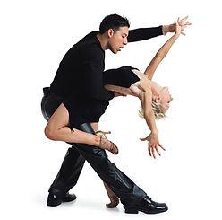 Tango Dance Couple 2