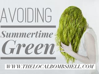 Avoid Summertime Green
