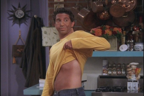No Ross look a likes come from The Local Bombshell!