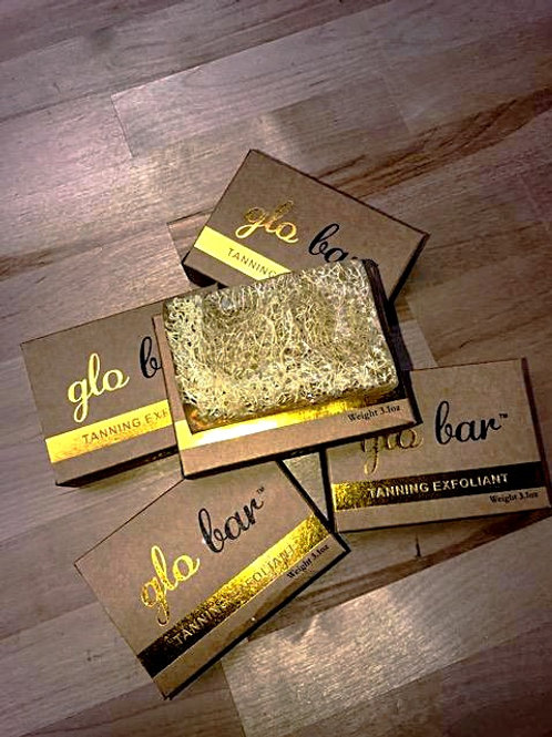 GloBar Soap Exfoliating Bar