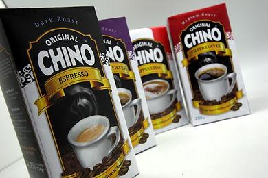 Chino Espresso, Aromatic Filter, Cappuccino, Filter Coffee