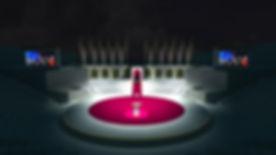 Oscar Della Lirica stage set design