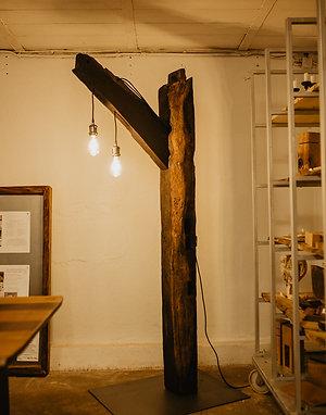 Galgenlampe