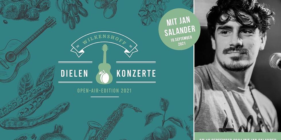 Dielen Konzerte - Open Air Edition 2021 mit Jan Salander
