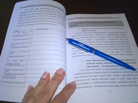 Miért jó, ha naplót vezetsz – kézzel, füzetbe (!) - a fogyókúrádban (is)?