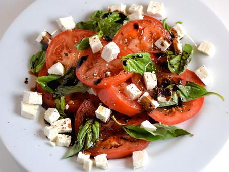 TOP5 vacsirecept, ha diétázol!  #4 -Sült paradicsomos fetás egytál – a legmediterránabb!