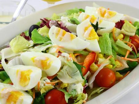 TOP5 vacsirecept, ha diétázol!  #2 - Tuti balzsamecetes tojássali, a leggyorsabb!
