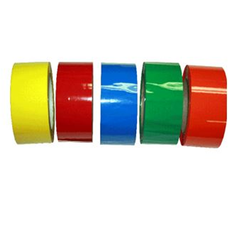 Coloured Printed Tape