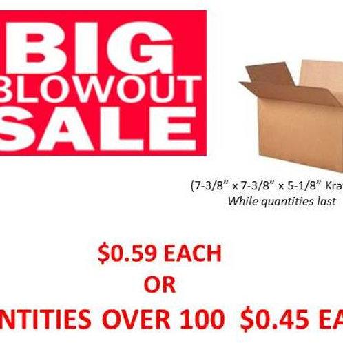 Box Blowout