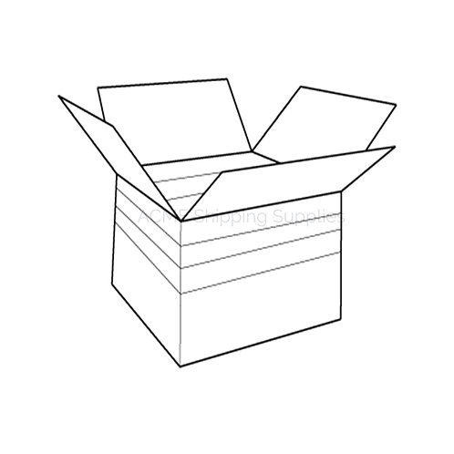Regular Slotted Box with Variable / Extra Flaps