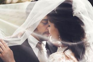 Brudslöja: foto av bröllopsfotograf Leon Jiber