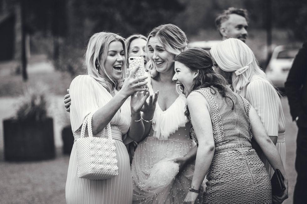 Bröllops moments i Stockholm av Leon Jiber