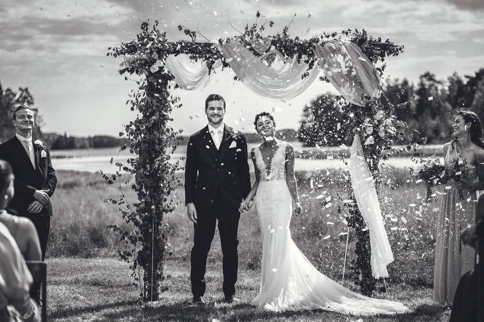 Foto av Bröllopsfotograf Leon Jiber