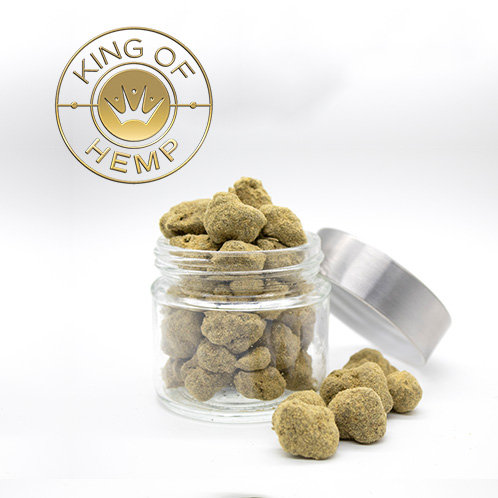 King of Hemp Moon Rocks 1 gram