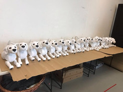 Backstage puppies pre spots