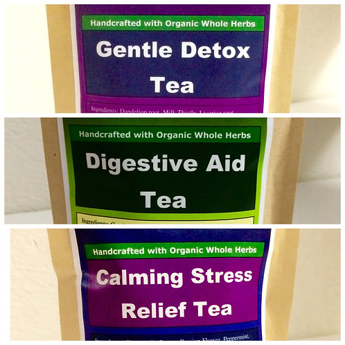 Tea Cleanse Mini Pack
