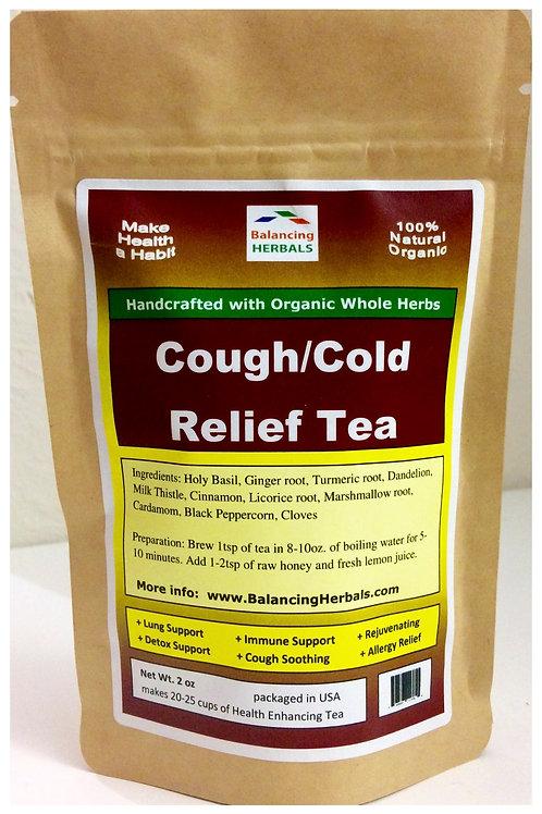 Cough/Cold Relief Tea